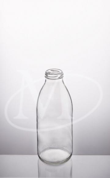 Бутылка 0.75л. ТО-43 молочная