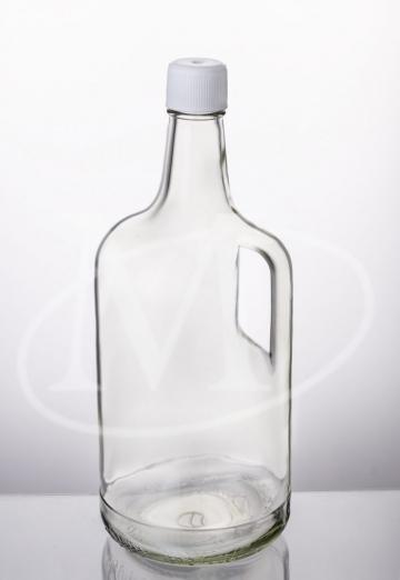 Бутылка стеклянная «Кувшин» 1750 мл.