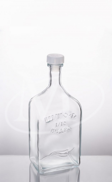 Бутылка стеклянная «Штоф» 1200 мл.